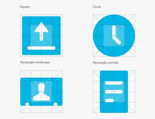 Icon UI Design