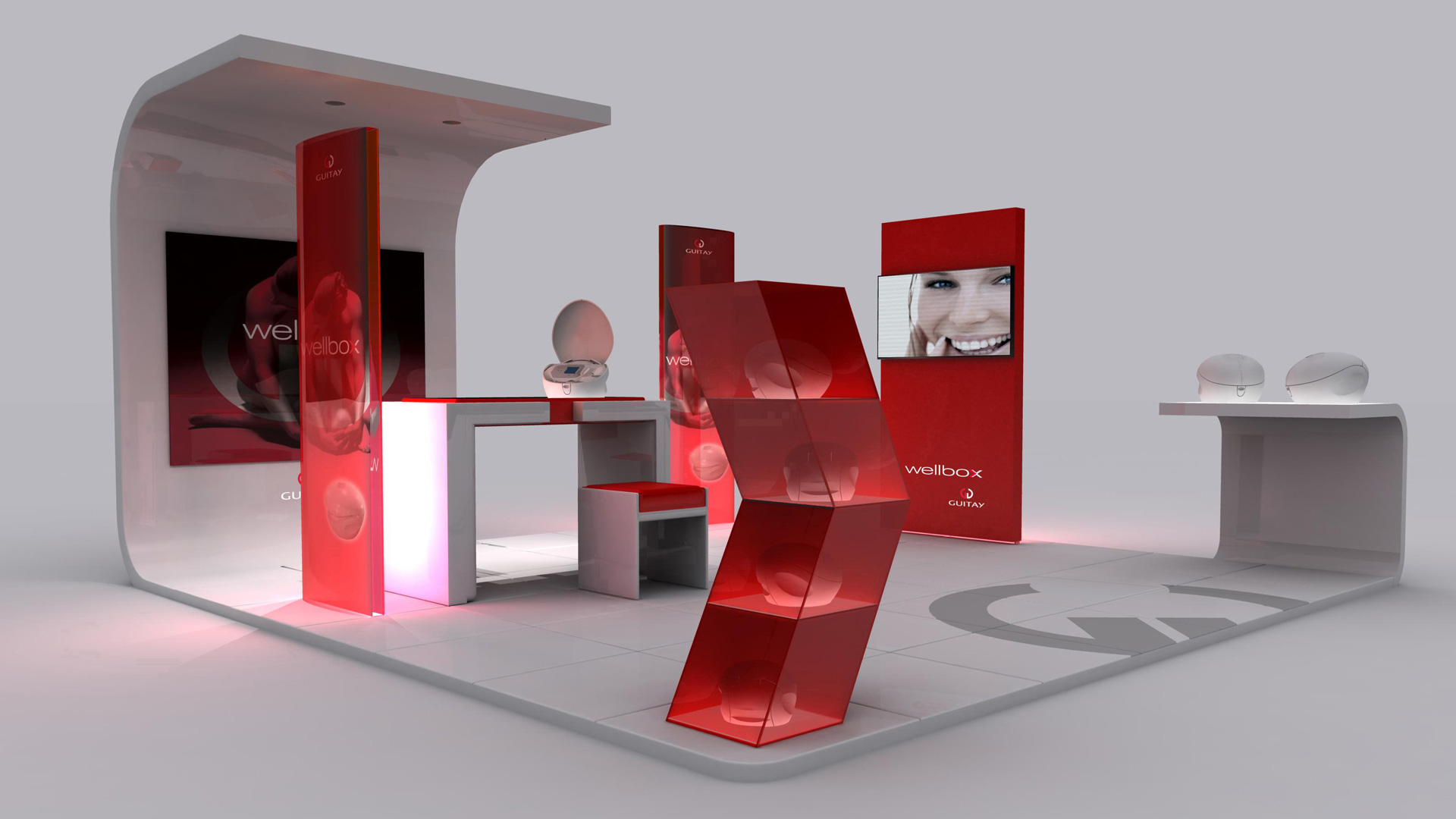 LPG Systems | Wellbox Booth